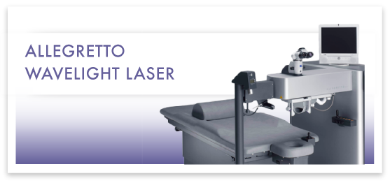 Englewood Allegretto Wavelight Laser - LASIK Technology
