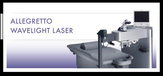 Allegretto Wavelight Laser - LASIK Technology Denver Colorado