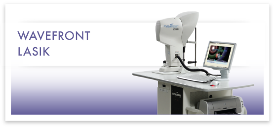 LASIK Wavefront Testing Denver Colorado