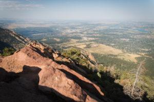 Bear Peek Summit Hike