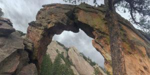Arch in Boulder