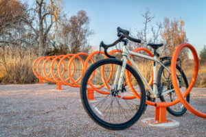 Fort Collins Bike Rack